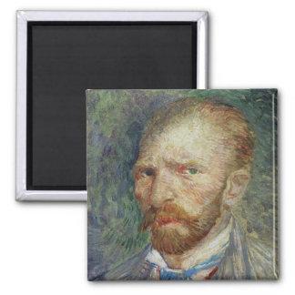 Vincent van Gogh   Self Portrait, 1887 Magnet