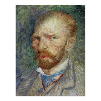 Vincent van Gogh | Self Portrait, 1887 Postcard