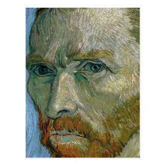 Vincent van Gogh   Self Portrait, 1889 Postcard