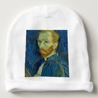 Vincent Van Gogh Self Portrait Art Work Baby Beanie