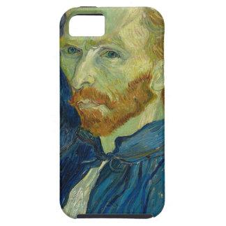 Vincent Van Gogh Self Portrait Art Work iPhone SE/5/5s Case
