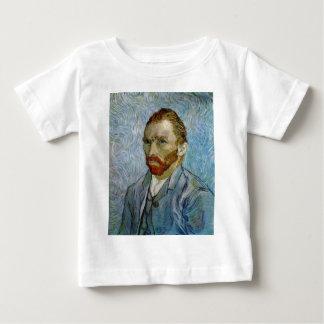 Vincent Van Gogh Self Portrait Baby T-Shirt