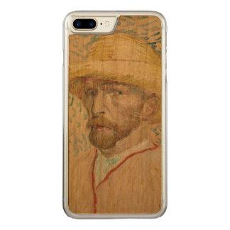 Vincent van Gogh - Self-portrait Carved iPhone 8 Plus/7 Plus Case