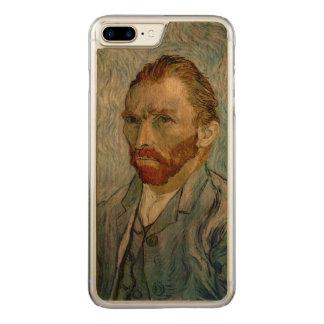 Vincent Van Gogh Self Portrait Carved iPhone 8 Plus/7 Plus Case