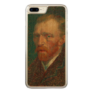 Vincent Van Gogh Self-Portrait Carved iPhone 8 Plus/7 Plus Case