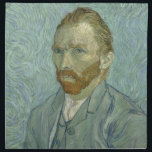 "Vincent Van Gogh Self Portrait Classic Art work Cloth Napkin<br><div class=""desc"">Vincent Van Gogh Self Portrait Classic Art work.