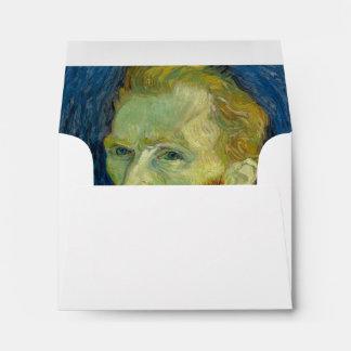 Vincent van Gogh - Self-Portrait Envelopes