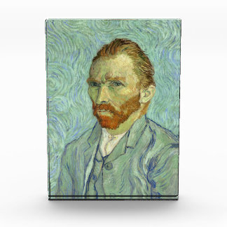 Vincent Van Gogh Self Portrait Fine Art Painting Acrylic Award