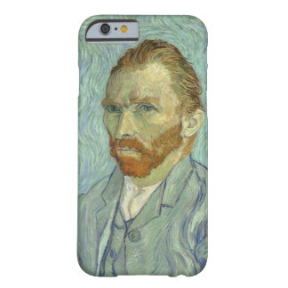 Vincent Van Gogh Self Portrait Fine Art Painting Barely There iPhone 6 Case
