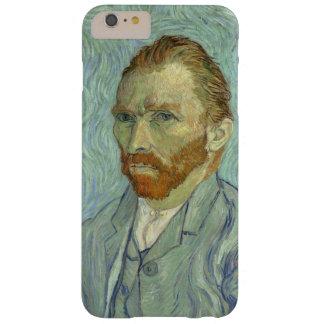 Vincent Van Gogh Self Portrait Fine Art Painting Barely There iPhone 6 Plus Case