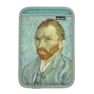 Vincent Van Gogh Self Portrait Fine Art Painting iPad Mini Sleeve