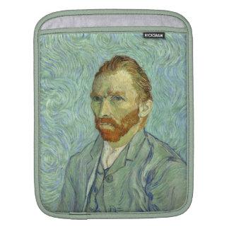 Vincent Van Gogh Self Portrait Fine Art Painting iPad Sleeves
