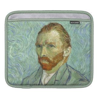 Vincent Van Gogh Self Portrait Fine Art Painting Sleeve For iPads