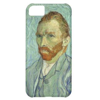 Vincent Van Gogh Self Portrait Fine Art Painting iPhone 5C Cases