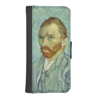 Vincent Van Gogh Self Portrait Fine Art Painting Phone Wallet Cases