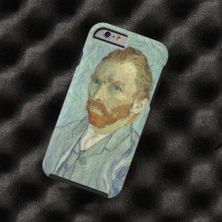 Vincent Van Gogh Self Portrait Fine Art Painting Tough iPhone 6 Case