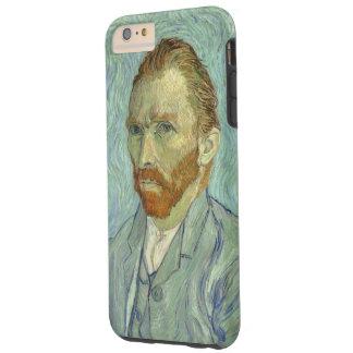Vincent Van Gogh Self Portrait Fine Art Painting Tough iPhone 6 Plus Case