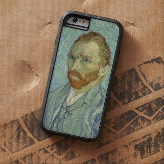 Vincent Van Gogh Self Portrait Fine Art Painting Tough Xtreme iPhone 6 Case