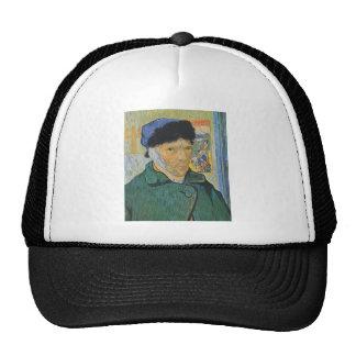 Vincent Van Gogh - Self Portrait Trucker Hat