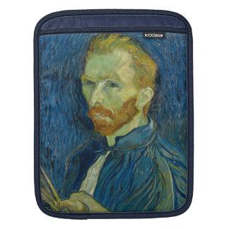 Vincent Van Gogh Self Portrait iPad Sleeves