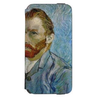 Vincent Van Gogh Self Portrait iPhone 6/6s Wallet Case