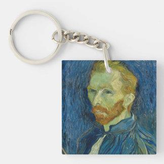 Vincent van Gogh - Self-Portrait Keychain