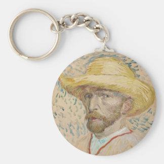 Vincent van Gogh, Self-portrait Keychain