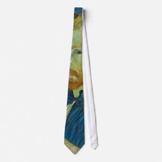 Vincent van Gogh - Self-Portrait Neck Tie