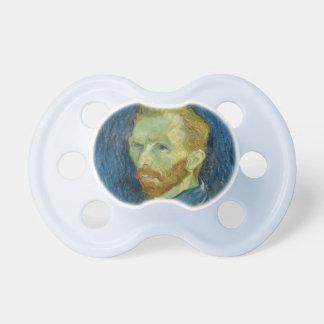 Vincent Van Gogh Self Portrait Pacifier