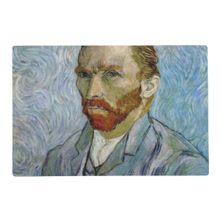 Vincent Van Gogh Self Portrait Placemat