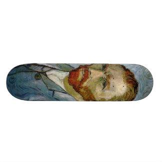 Vincent Van Gogh Self Portrait Skateboard Deck