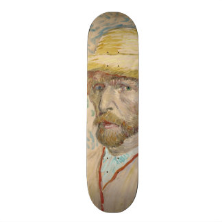 Vincent van Gogh - Self-portrait Skate Board