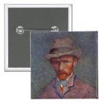 Vincent Van Gogh Self Portrait Suit Buttons