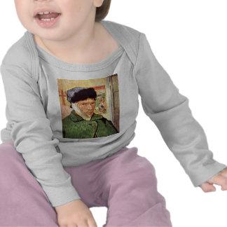 Vincent Van Gogh Self Portrait Tshirts