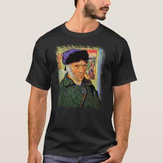 Vincent Van Gogh - Self-Portrait With Bandaged Ear T-Shirt