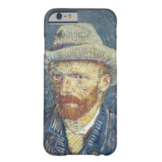 Vincent van Gogh | Self Portrait with Felt Hat Barely There iPhone 6 Case
