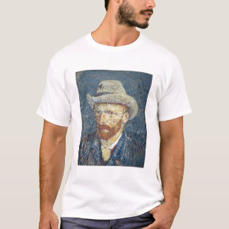 Vincent van Gogh | Self Portrait with Felt Hat T-Shirt