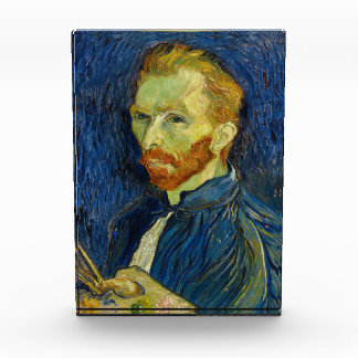 Vincent Van Gogh Self Portrait With Palette Awards