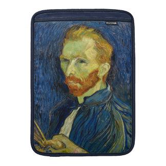 Vincent Van Gogh Self Portrait With Palette MacBook Air Sleeve