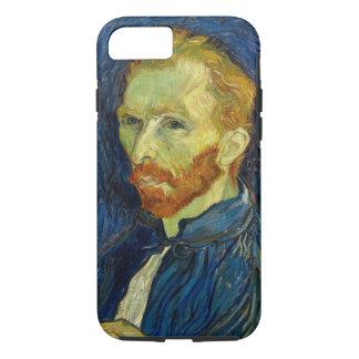 Vincent Van Gogh Self Portrait With Palette iPhone 8/7 Case