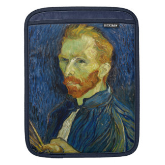 Vincent Van Gogh Self Portrait With Palette Sleeve For iPads