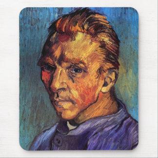 Vincent Van Gogh - Self Portrait Without Beard Mouse Pad
