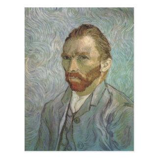 Vincent  Van Gogh Self Storage Postcard