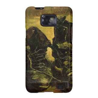 Vincent Van Gogh Shoes Galaxy S2 Case