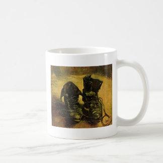 Vincent Van Gogh Shoes Coffee Mug