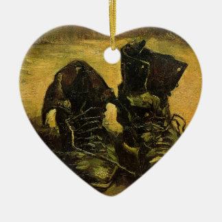 Vincent Van Gogh Shoes Ornament