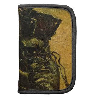 Vincent Van Gogh Shoes Folio Planners