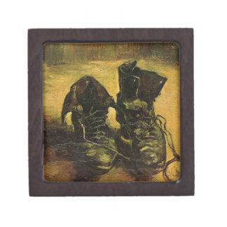 Vincent Van Gogh Shoes Premium Gift Boxes