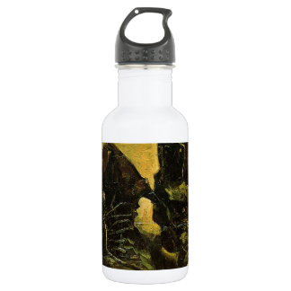 Vincent Van Gogh Shoes Stainless Steel Water Bottle