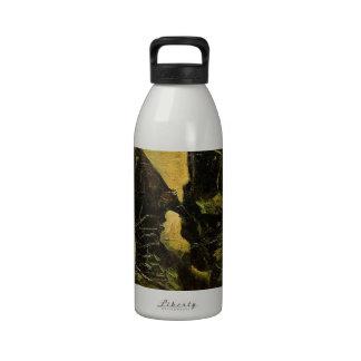 Vincent Van Gogh Shoes Water Bottles